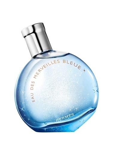 Hermes Hermes Eau Des Merveilles Bleue EDT 50ml Kadın Parfüm Renksiz